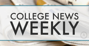 college news weekly