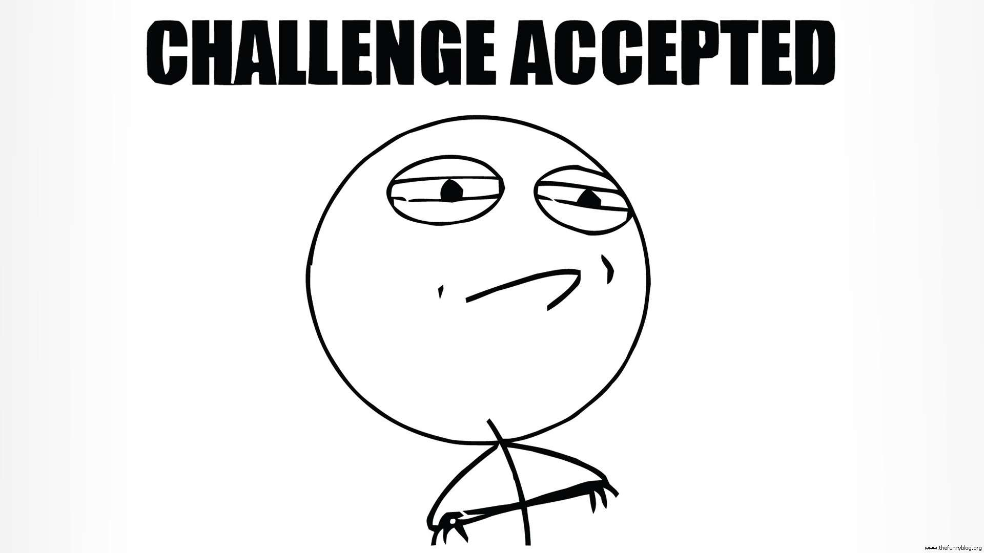 Challenge Accepted! | Admissionado