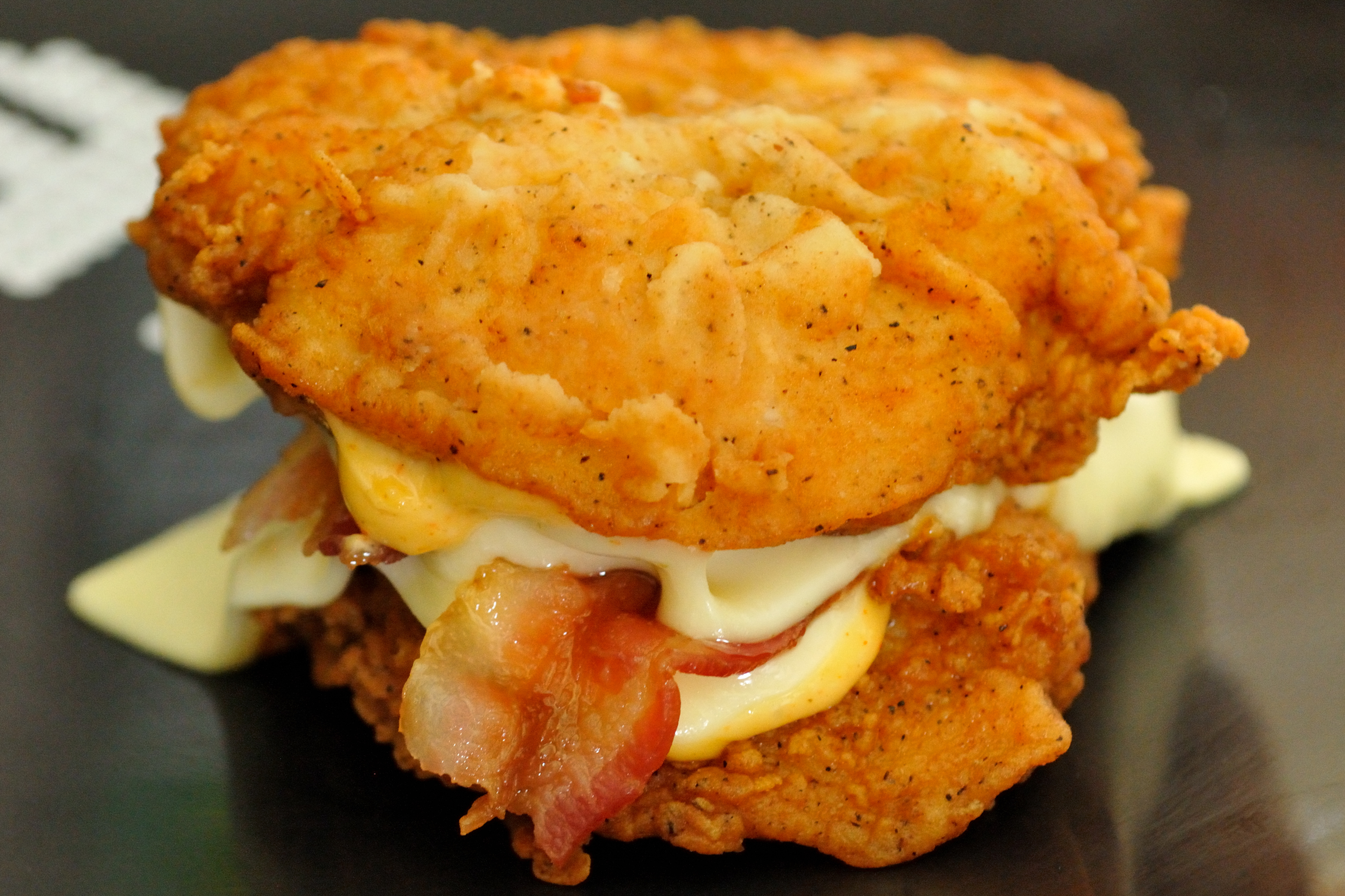 The KFC Double Down